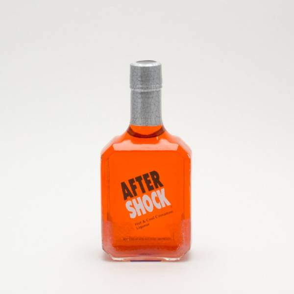 After Shock - Hot & Cool Cinnamon Liqueur - 375ml