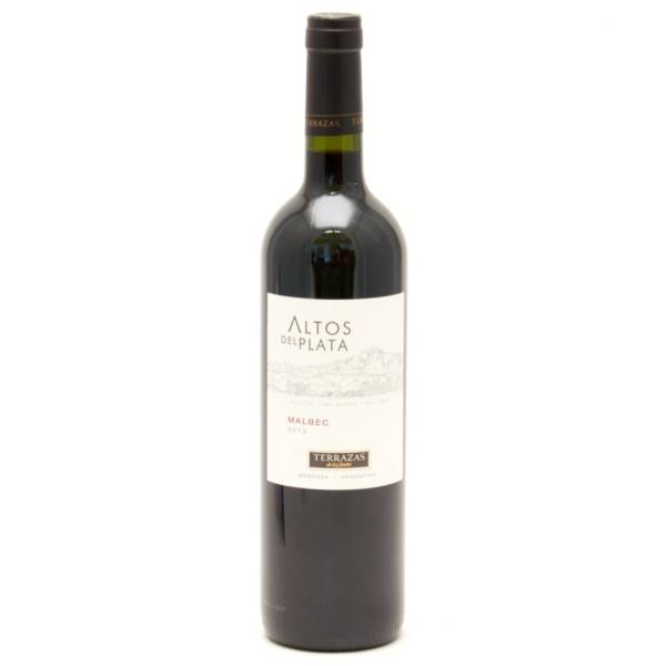 Altos del Plata - Malbec 2012 - 750ml