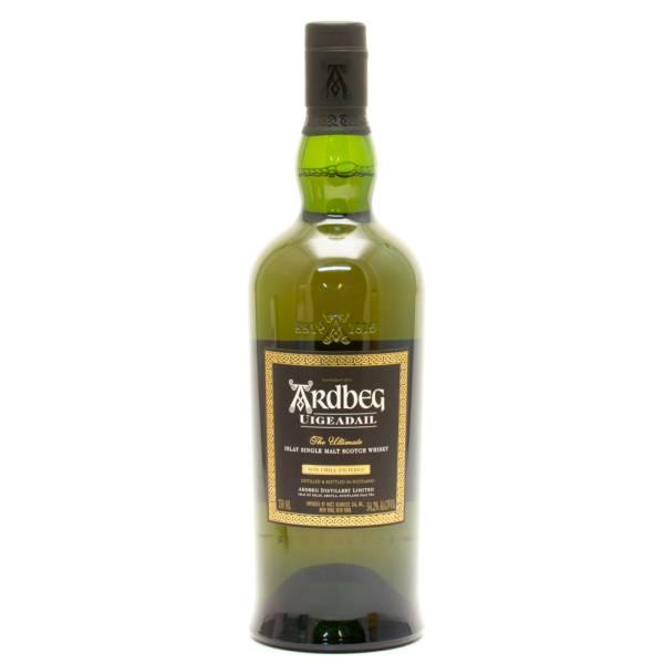 Ardbeg - Uigeadail - Islay Single Malt Scotch Whisky - 750ml
