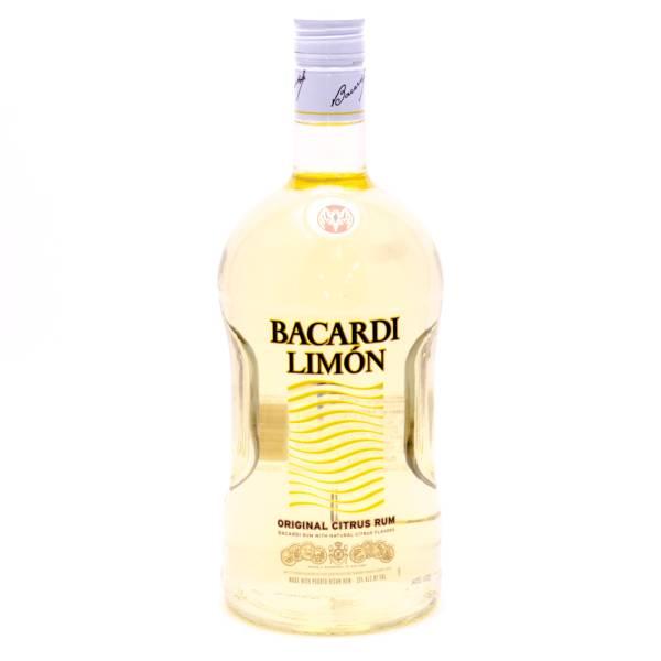 Bacardi - Limon Citrus Rum - 1.75L