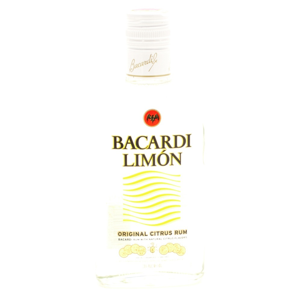 Bacardi - Limon Citrus Rum - 200ml