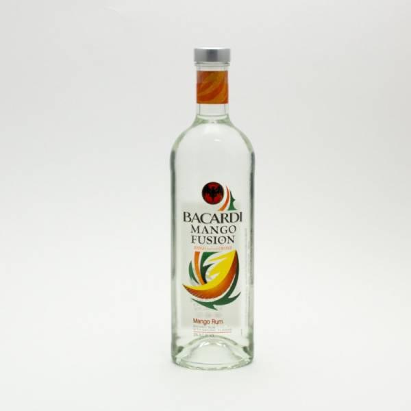 Bacardi - Mango Fusion Rum - 750ml