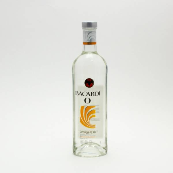 Bacardi - O Orange Rum - 750ml