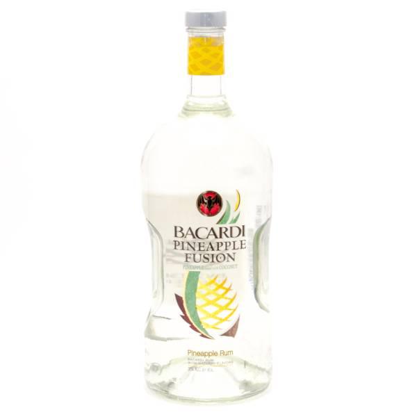 Bacardi - Pineapple Fusion Rum - 1.75L