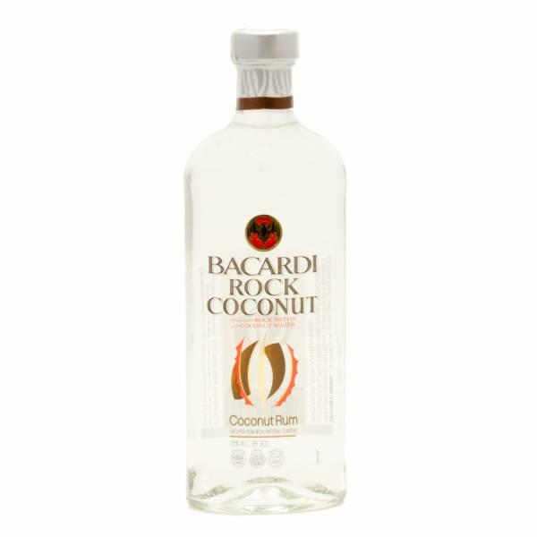 Bacardi - Rock Coconut - Coconut Rum - 375ml
