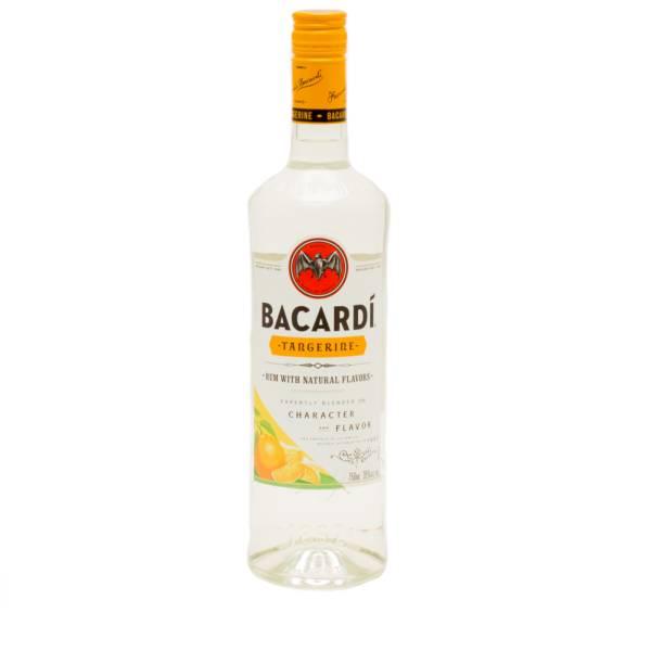 Bacardi - Tangerine - Character Flavor Rum - 750ml