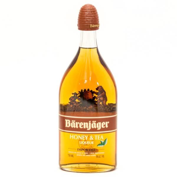 Barenjager - Honey & Tea Liqueur - 750ml
