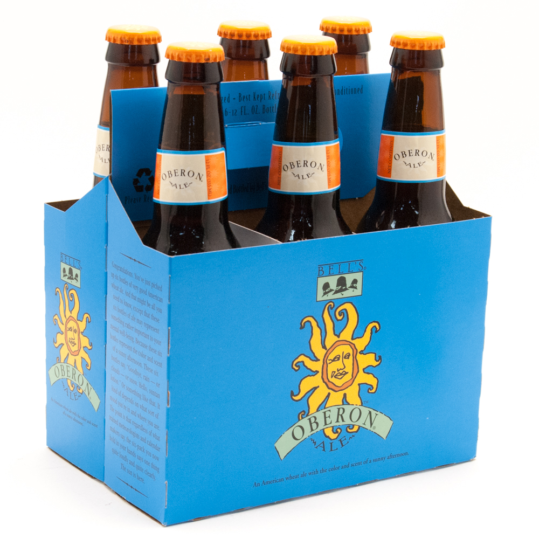 Bell's - Oberon Ale - 12oz Bottle - 6 Pack