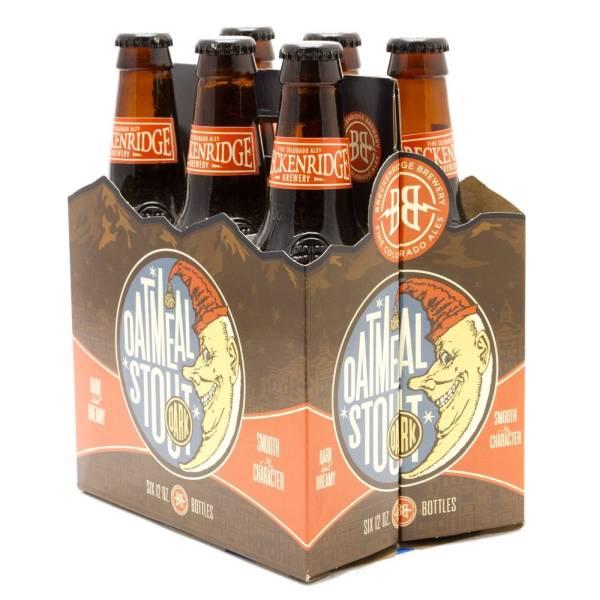 Breckinridge - Dark Oatmeal Stout - 12oz Bottles - 6 pack