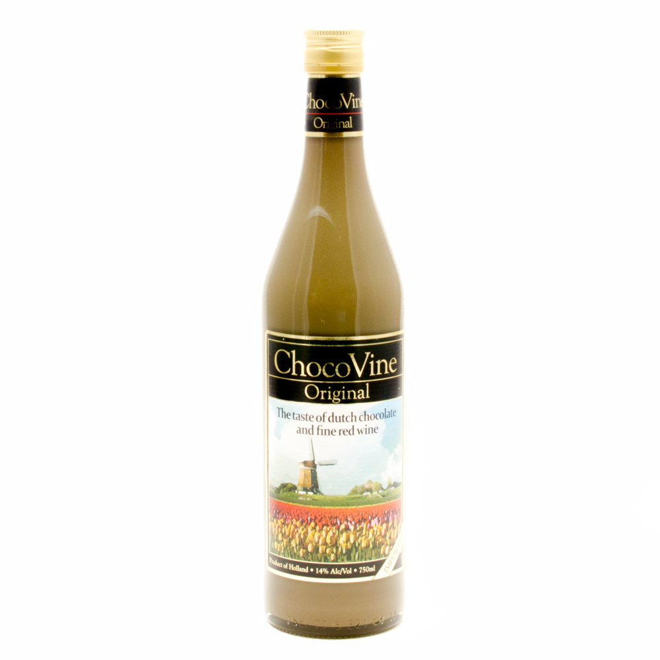 Choco Vine - Dutch Chocolate Wine - 750ml