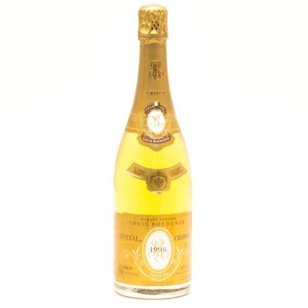 Cristal - Champagne - 1996 - 750ml