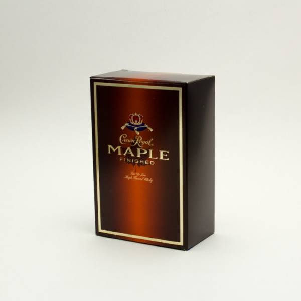 Crown Royal - Maple Canadian Whisky - 750ml