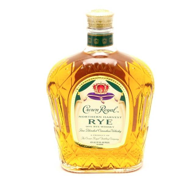 Crown Royal - Northern Harvest RYE Canadian Whisky - 750ml
