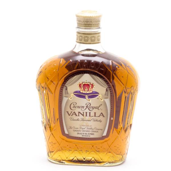 Crown Royal - Vanilla - Whisky - 750ml