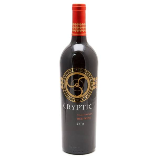 Cryptic - Red Wine California 2011 - 750ml