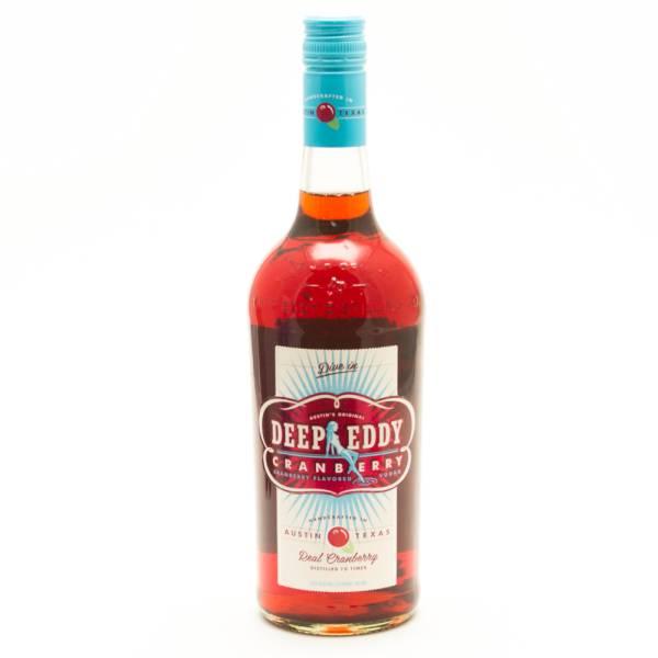 Deep Eddy - Cranberry Vodka -750ml