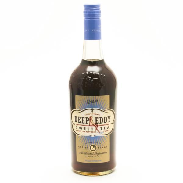 Deep Eddy - Sweet Tea Vodka -750ml
