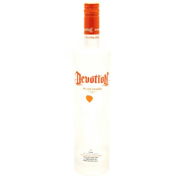 Devotion - Blood Orange Vodka - 750ml