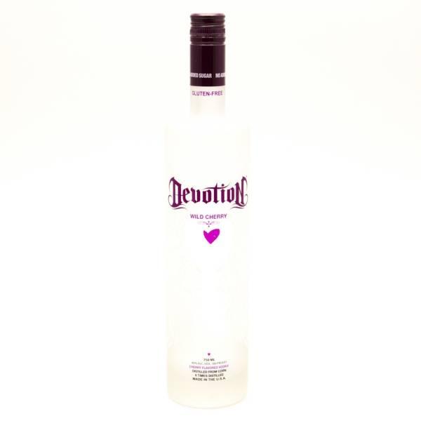 Devotion - Wild Cherry Vodka - 750ml