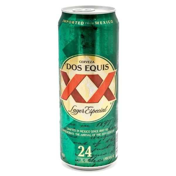 Dos Equis XX - Lager Especial - 24oz Can