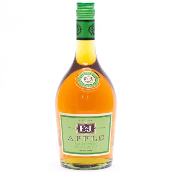 E&J - Apple Brandy - 750ml