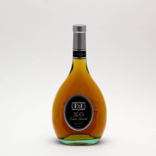 E&J - XO Extra Smoth Brandy - 750ml