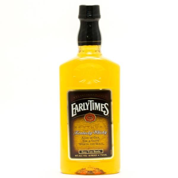 Early Times - Kentukey Whiskey - 750ml