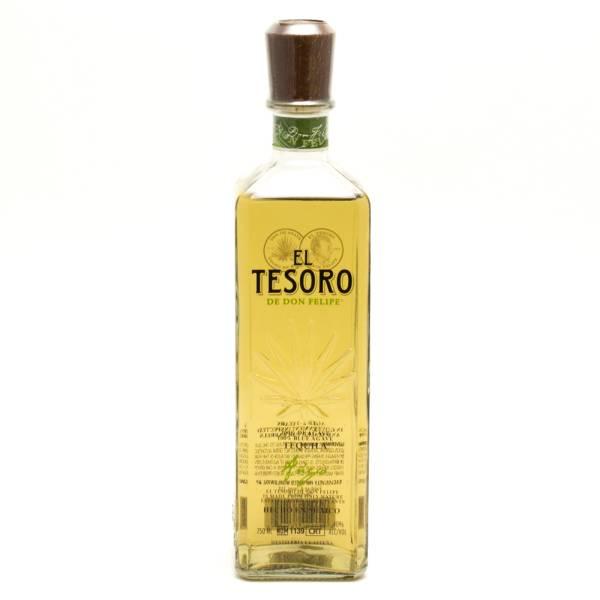 El Tesoro - Anejo Tequila - 750ml