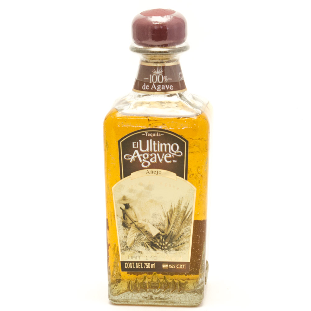 El Ultimo Agave - Anejo Agave Tequila - 750ml