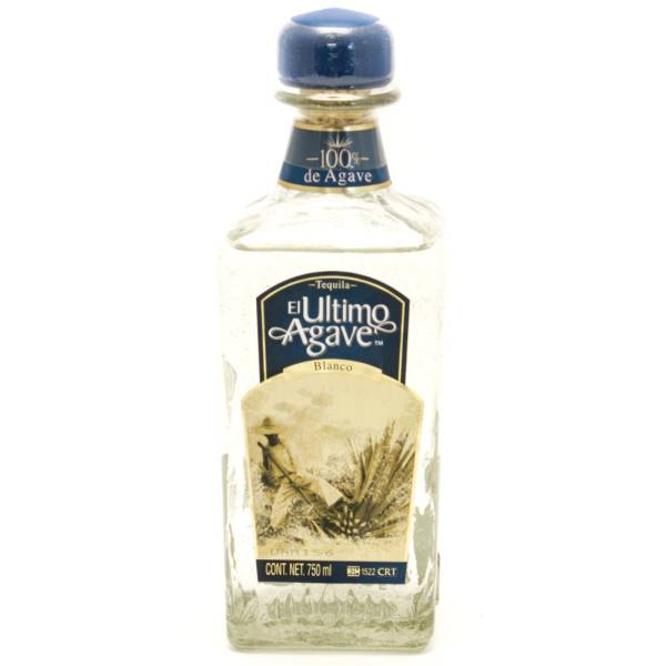 El Ultimo Agave - Blanco Agave Tequila - 750ml