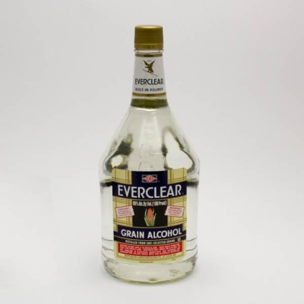 Everclear - Grain Alcohol - 1.75L