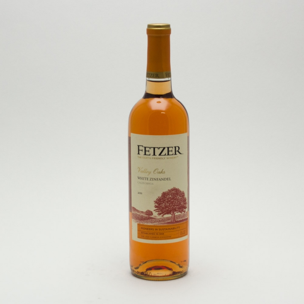 Fetzer - White Zinfandel 2011 - 750ml