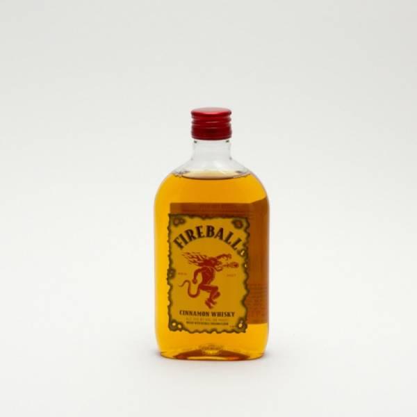 Fireball - Cinnamon Whisky - 375ml
