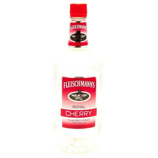 Fleischmann's - Royal Cherry Vodka - 1.75L