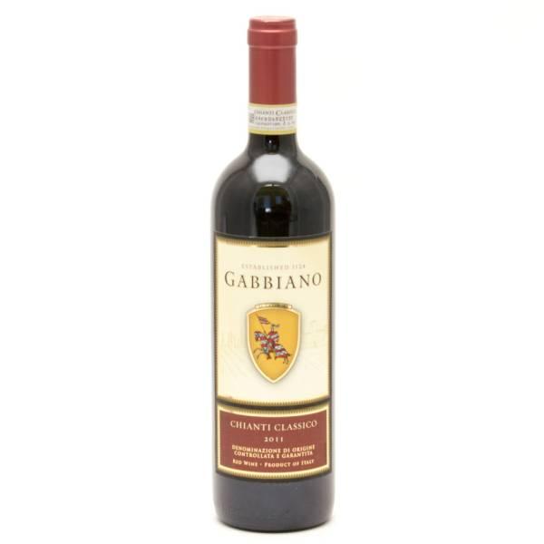 Gabbiano - Chianti Classico 2011 Red Wine - 750ml
