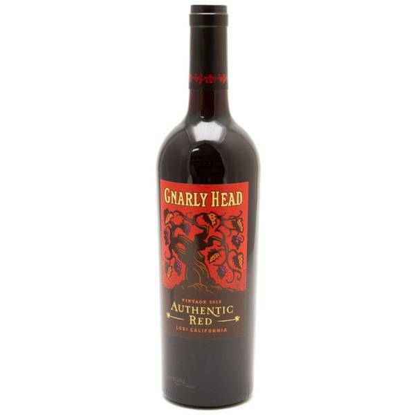 Gnarley Head - Vintage 2013 Authentic Red - 750ml