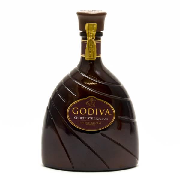 Godiva - Chocolate Liqueur - 750ml | Beer, Wine and Liquor ...