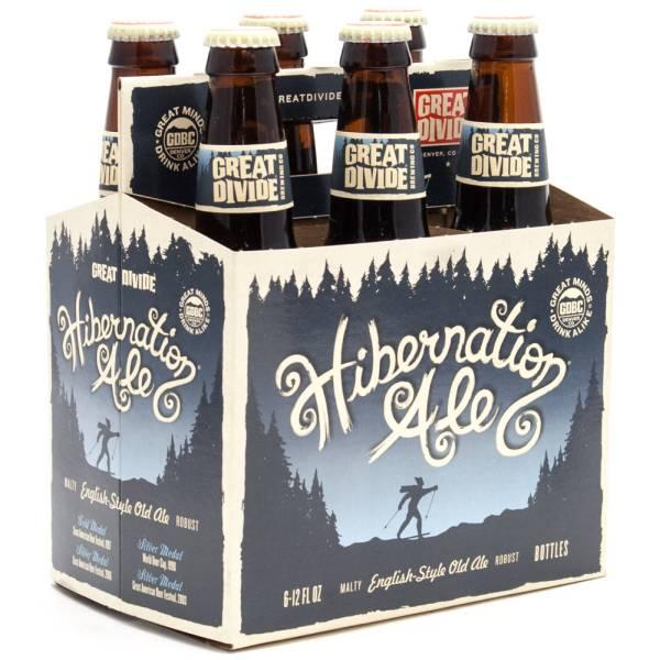 Great Divide - Hibernation Ale - 12oz Bottle - 6 Pack