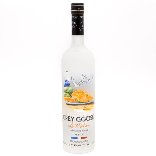 Grey Goose - Le Melon Vodka - 750ml