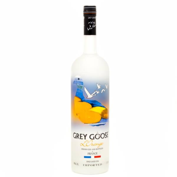 Grey Goose - L'Orange Vodka - 1.75L