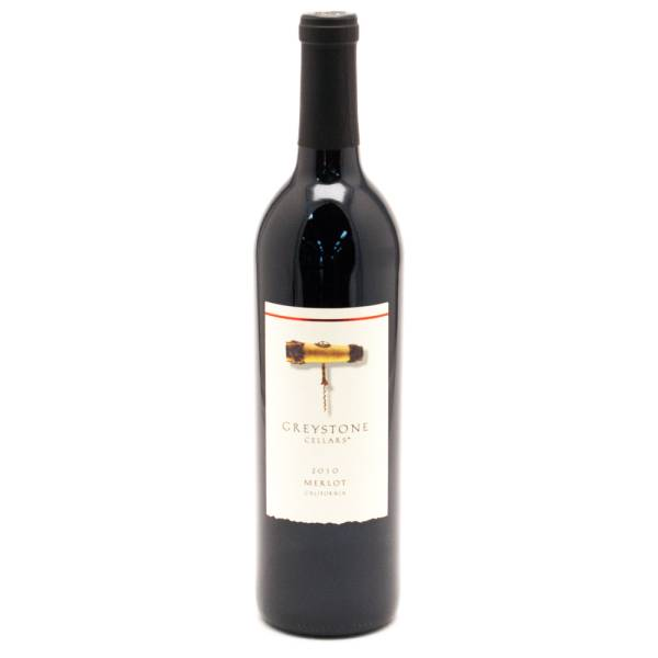Greystone Cellars - 2010 Merlot - 750ml