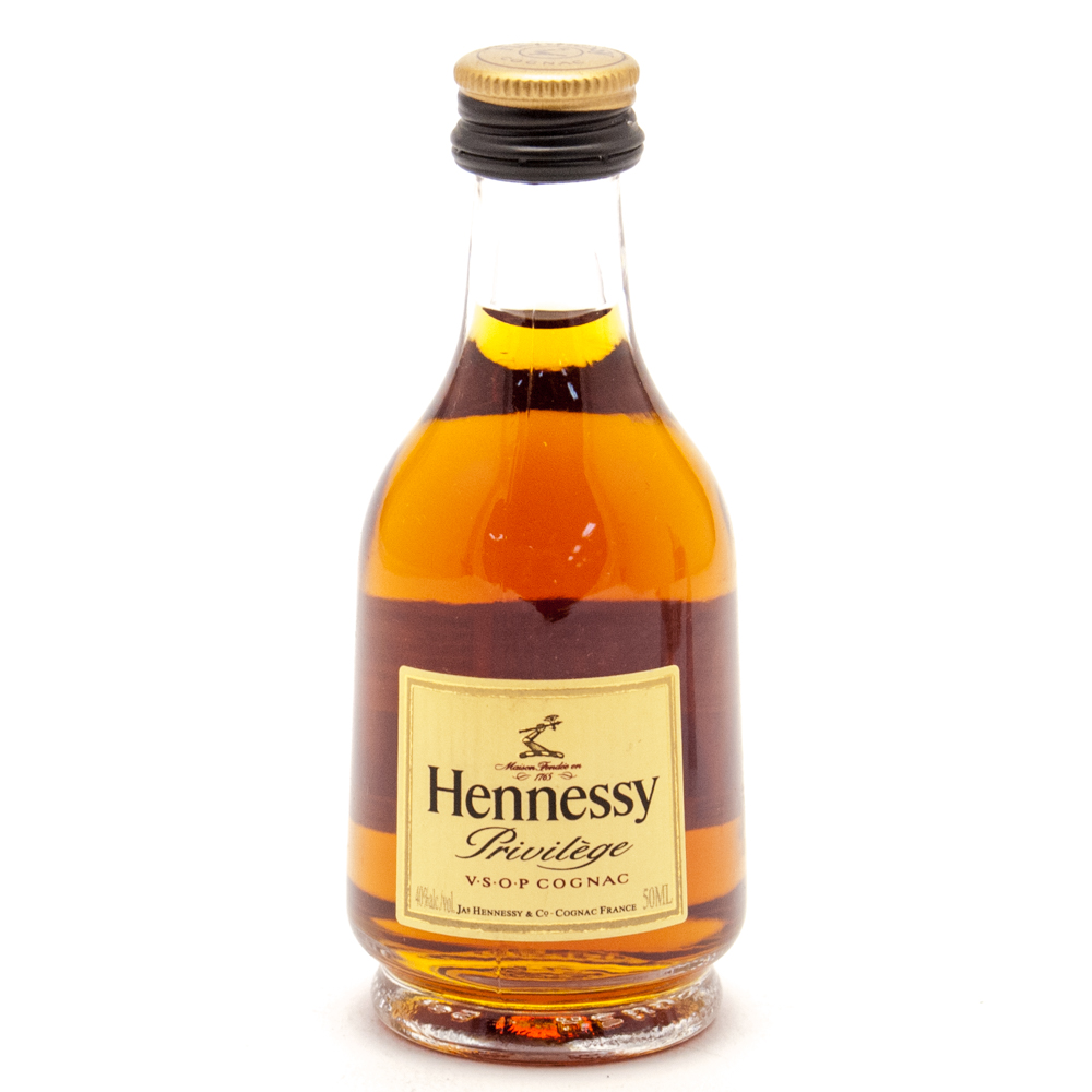 Hennessy - Privilege VSOP Cognac - Mini 50ml
