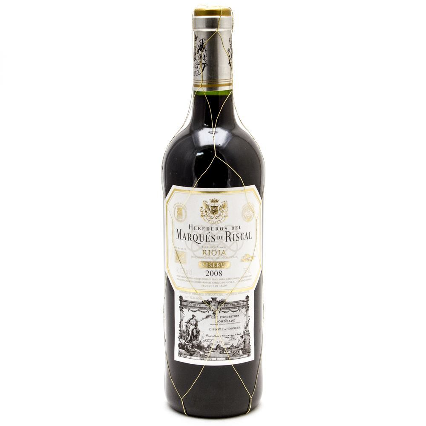 Herederos Del Marques - De Riscal Rioja 2008 - 750ml