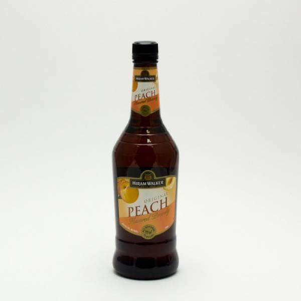 Hiram Walker - Original Peach Brandy - 750ml