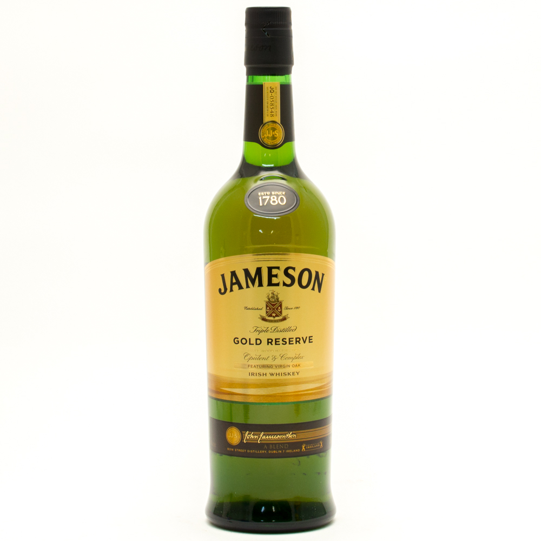 Jameson - Gold Reserve - Irish Whiskey - 750ml