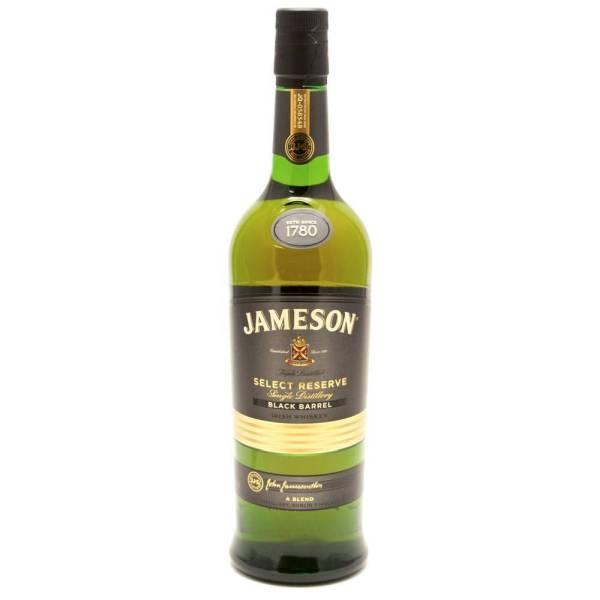 Jameson - Select Reserve Black Barrel Irish Whiskey - 750ml