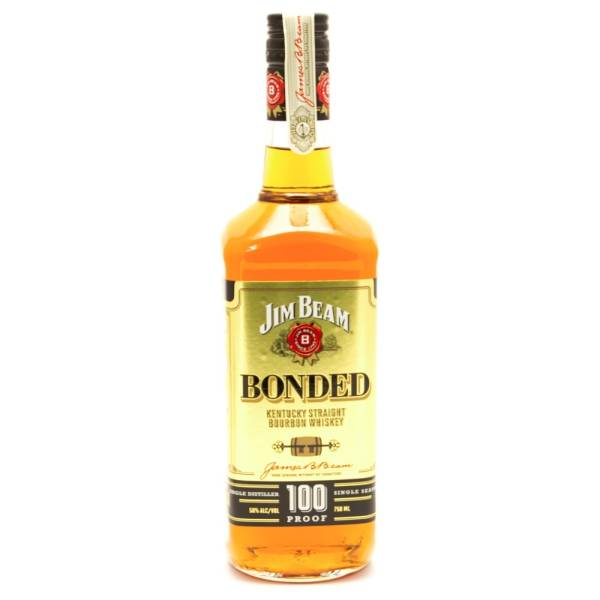 Jim Beam - Bonded - Bourbon Whiskey - 750ml
