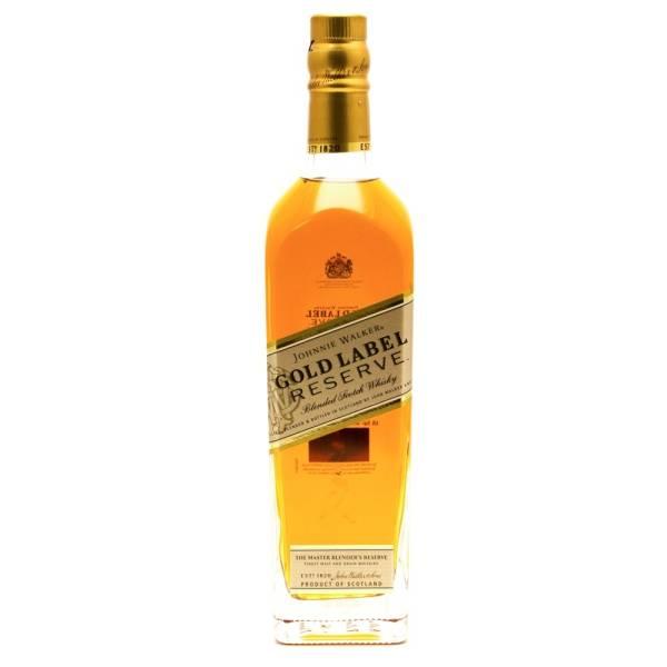 Johnnie Walker - Gold Label - Blended Scotch Whiskey - 750ml