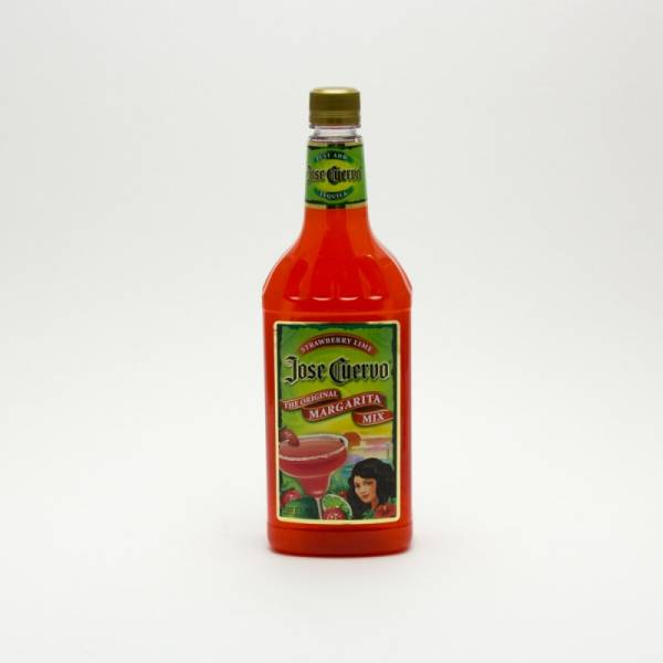 Jose Cuervo - Margarita Mix - Strawberry Lime - 1L