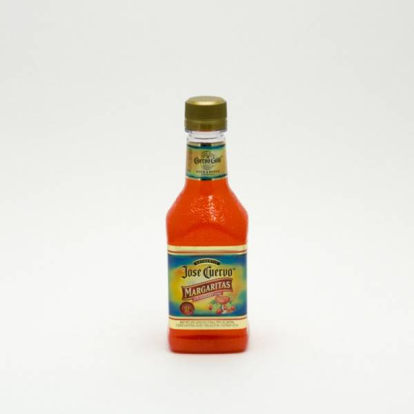 Jose Cuervo - Margaritas Strawberry Lime - Pour & Serve Cocktail - 375ml